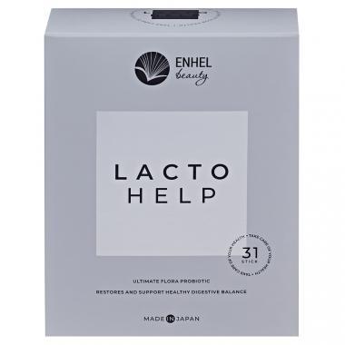 Комплекс бифидо- и лактобактерий LactoHelp Enhel