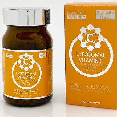 Для иммунитета LYPOSOMAL VITAMIN C