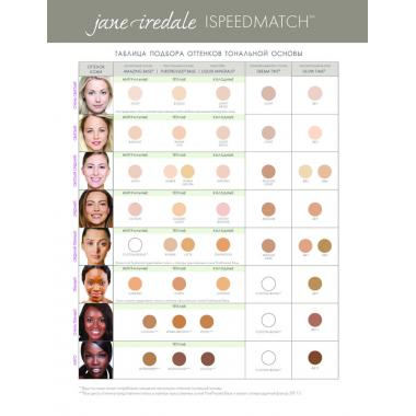 "Jane Iredale GLOW TIME FULL COVERAGE MINERAL BB CREAM BB-крем ""Высший свет"""