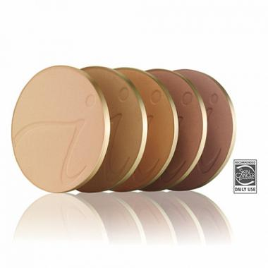 Jane Iredale PUREPRESSED BASE MINERAL FOUNDATION REFILL Прессованная основа с SPF20 ХИТ
